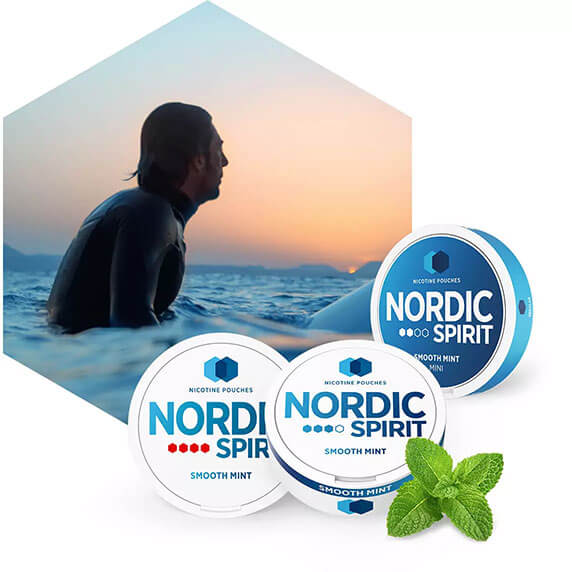Nordic Spirit is wild and free