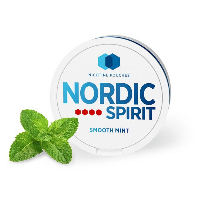 Nordic Spirit Smooth Mint - Extra Strong
