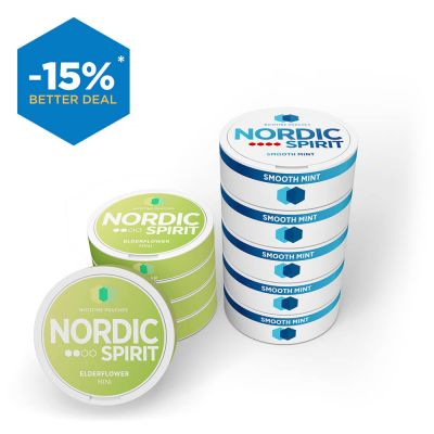 Nordic Spirit 10 Can Bundle