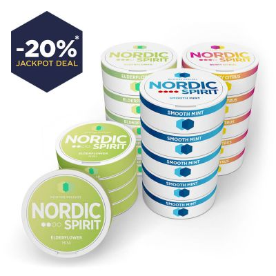 Nordic Spirit 20 Can Bundle