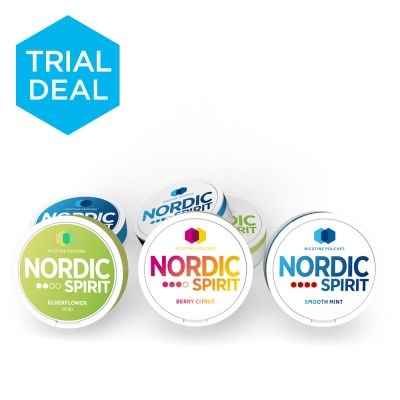 Nordic Spirit Trial Deal
