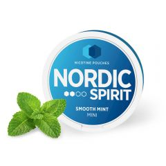Nordic Spirit Smooth Mint Mini - 1 Can - 6.70