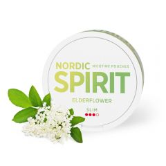 Nordic Spirit Elderflower Slim - 1 Can - 6.90
