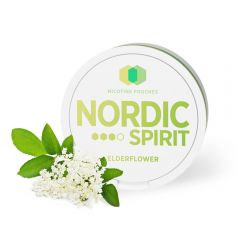 Nordic Spirit Elderflower Slim Strong - 1 Can