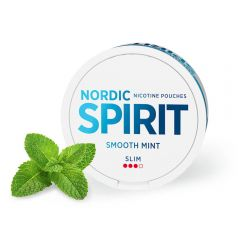 Nordic Spirit Smooth Mint Slim - 1 Can - 6.90